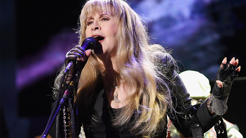 Stevie Nicks Beauty and the Beast