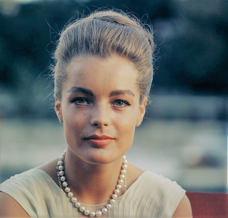 Beauty Icon Romy Schneider