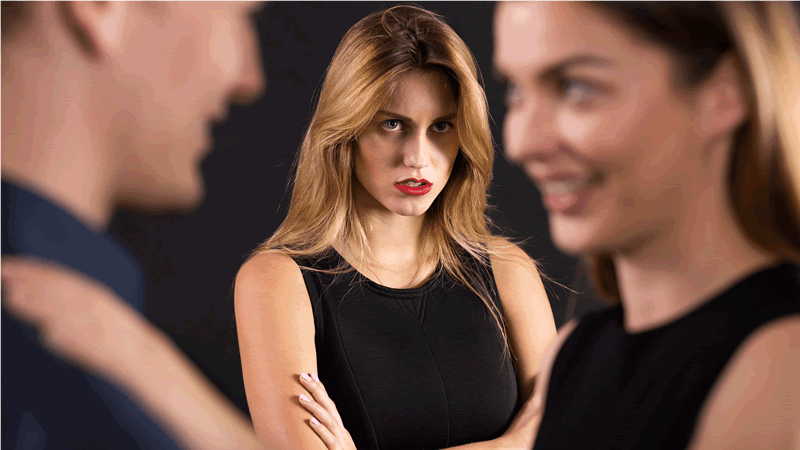 Why I Refuse to Be Jealous of My Partners Exes